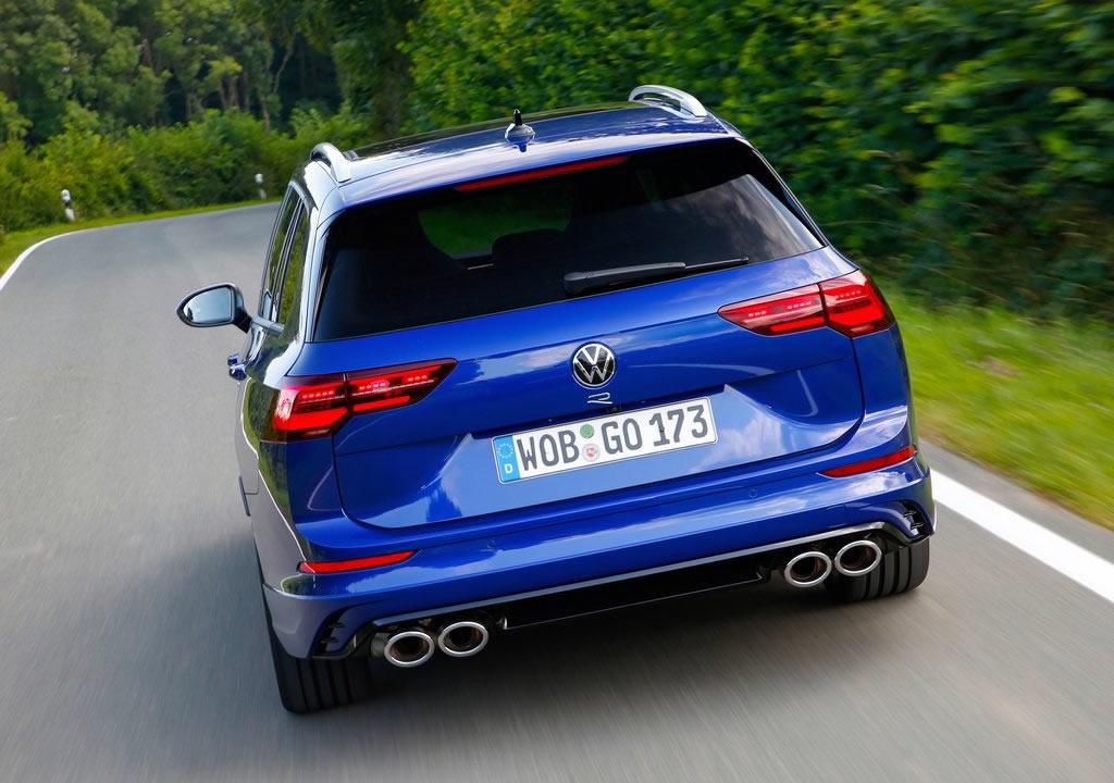 2022 Yeni Volkswagen Golf R Estate 0-100 km/s